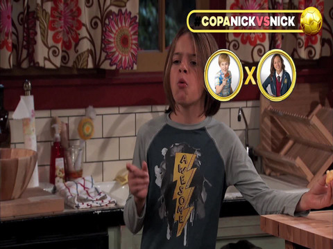 Copa Nick Vs Nick | Nicky, Ricky, Dicky & Dawn vs School of Rock