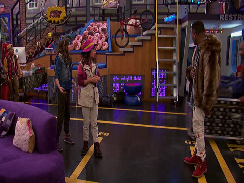 Game Shakers | Short | Viaje de Retiro