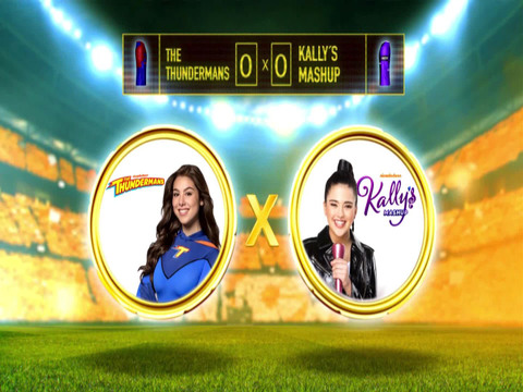 Copa Nick Vs Nick | Kally´s Mashup vs The Thundermans
