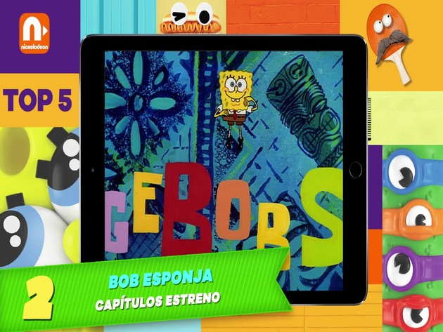 ¡Este es el Top 5 de Nick Play en agosto! | Short |