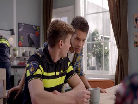 HUNTER STREET | Short | Policía bueno/policía malo