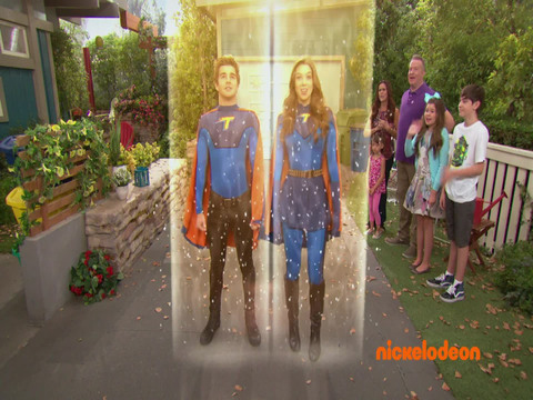 The Thundermans  | Short | Lo mejor de Max y Phoebe
