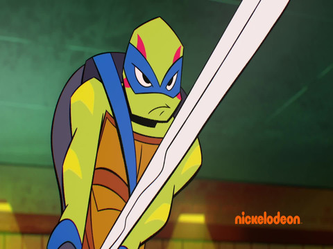Rise of the TMNT | Short | Conócelos