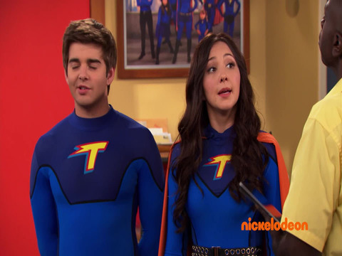 The Thundermans | Short | Entrevista para la Fuerza X