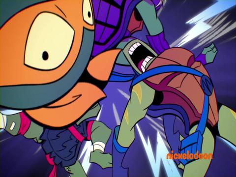 El Ascenso de las Tortugas Ninja | Short | Ladrones de Papel