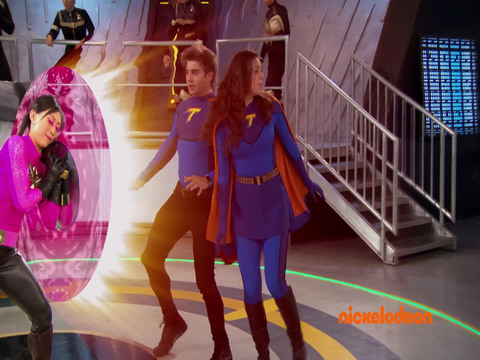 The Thundermans | Short | Poder de gemelos