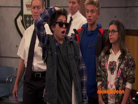 Game Shakers | Short | Problemas de conducta