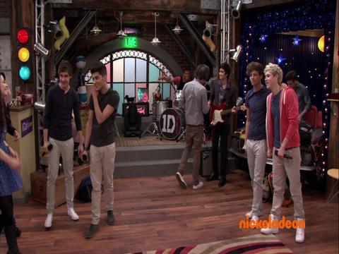iCarly | Short | La visita de One Direction