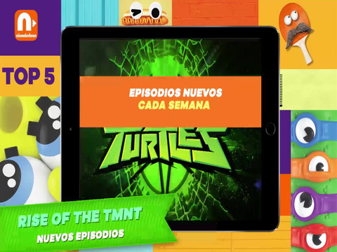 Nick Play | Short | Top 5 Octubre