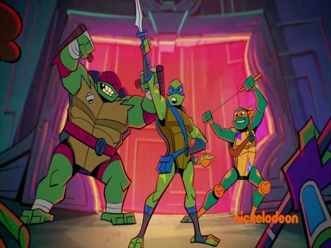 El Ascenso de las Tortugas Ninja | Short | Canción Oficial