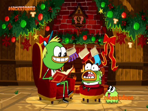 #Nickstories | Short | Breadwinners y el Gran Libro