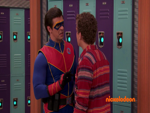 Henry Danger | Short | Ataque de serpiente