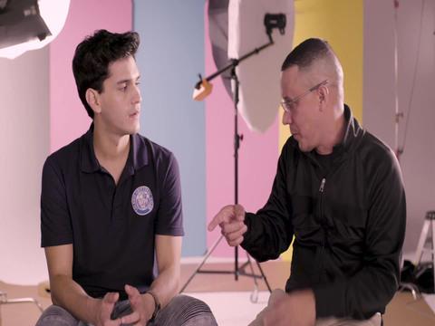Club 57 | Short | Entrevista a los directores de la serie