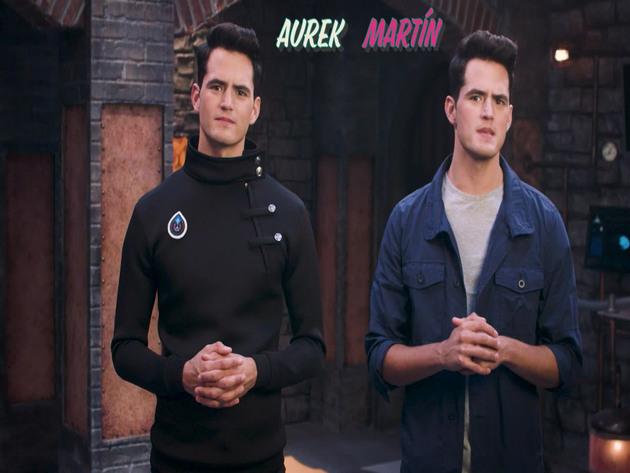 Club 57 | Short | Similitudes y diferencias entre Barba y Aurek