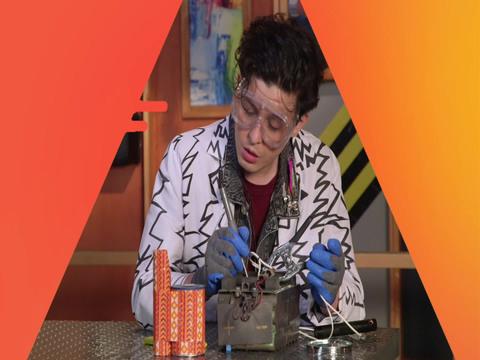 Trendy Labs | S1 | Episodio 2 | Webserie | Un láser que puedes controlar con tu voz