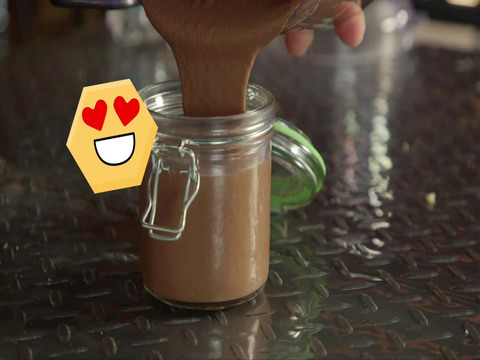 TRENDY LABS | SHORT | Crema de Chocolate DIY