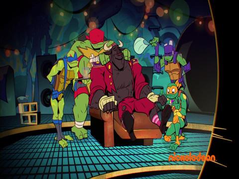El Ascenso de las Tortugas Ninja | Short | Toro Mutante
