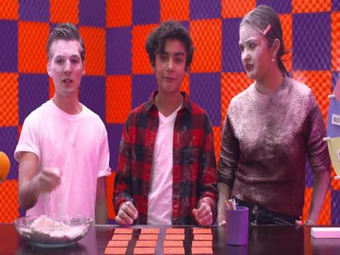 Te Desafío | Episodio 3 | Webserie | ¡Llenos de harina con Memo Aponte!