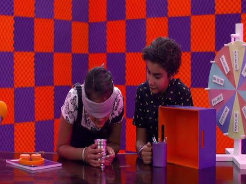 Te Desafío | Episodio 9 | Webserie | ¿Quién tendrá mejor olfato? ¿Xime o Andrew?
