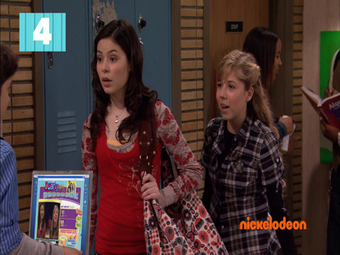 iCarly | Short | TOP 5: Mejores momentos