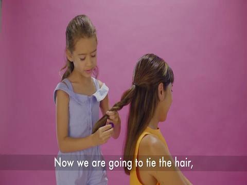 Mommy Mundo: How To Braid