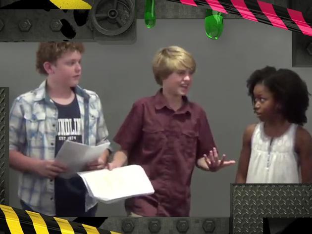 Henry Danger: Auditions