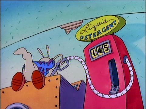 Rocko's Modern Life: Laundry Day