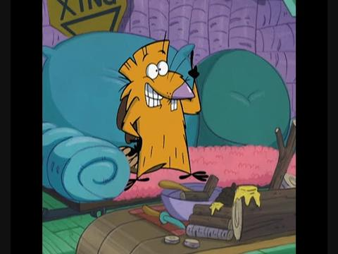 Angry Beavers: Troy