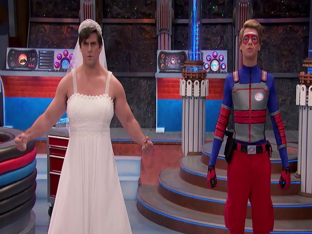 Chicles nuevos - Henry Danger