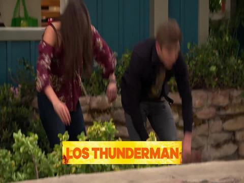 Los Thunderman - NUEVOS EPISODIOS Lunes 25