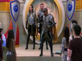 Arc caballero - Knight Squad: Academia de Caballería