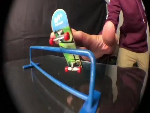 ¡Segundo tutorial de #FingerSkater by #TortugasNinja! - El Ascenso de las Tortugas Ninja