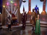 Cristal desaparecido - Knight Squad Academia de Caballería