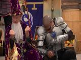 Invasión del reino - Knight Squad: Academia de Caballería