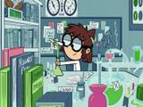 El laboratorio de Lisa - Una Casa de Locos
