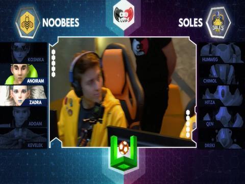 Empieza el campeonato - Noobees