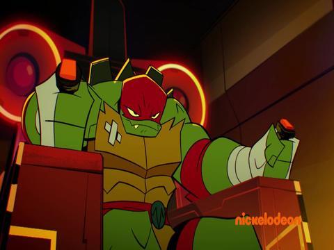 Cómo hacer las cosas como Raph - El Ascenso de las Tortugas Ninja