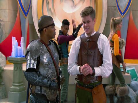 Arc quiere ser caballero - Knight Squad