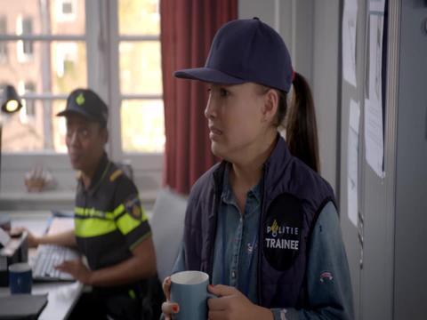 Anika policía