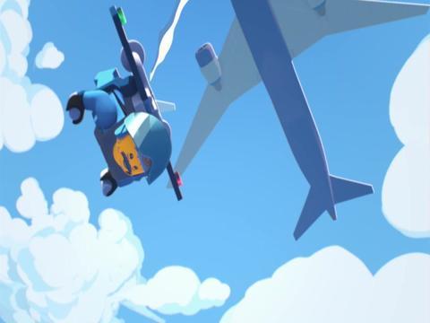 Policía Aérea - Aventuras en la ciudad