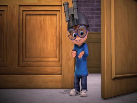 Al ladrón- Alvin y las ardillas