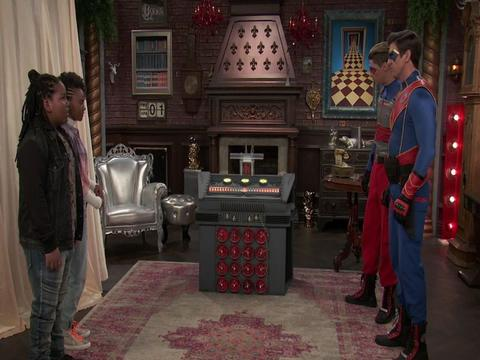 Escape Room - Henry Danger