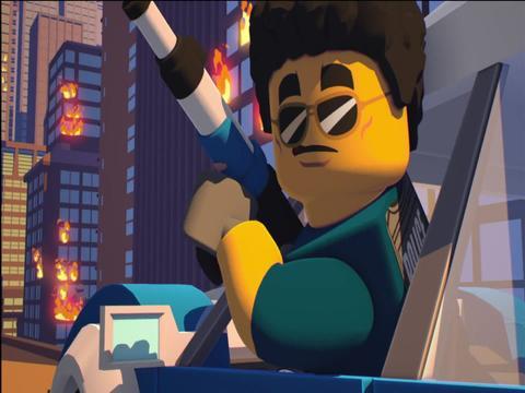LEGO City Kalandok - Rendőrök