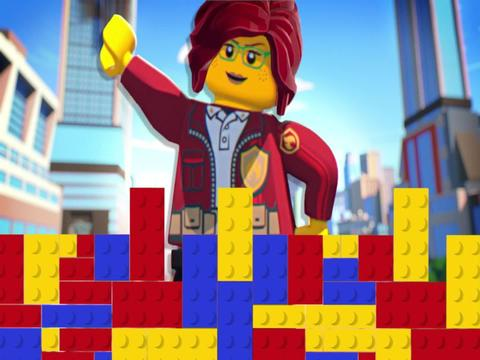 LEGO City Kalandok - Tűzoltók