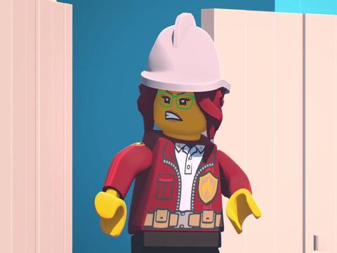 Aventuri în Lego City - Pompieri