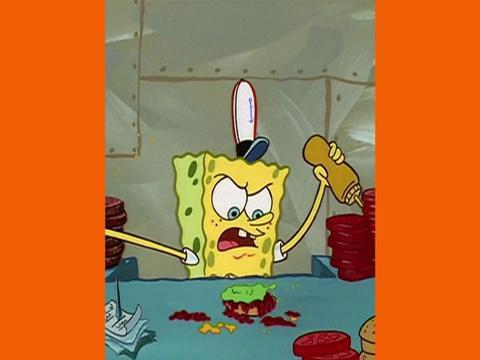 SpongeBob Pantaloni - murături
