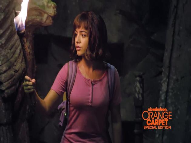 Orange Carpet Special Edition: Dora and The Lost City of Gold