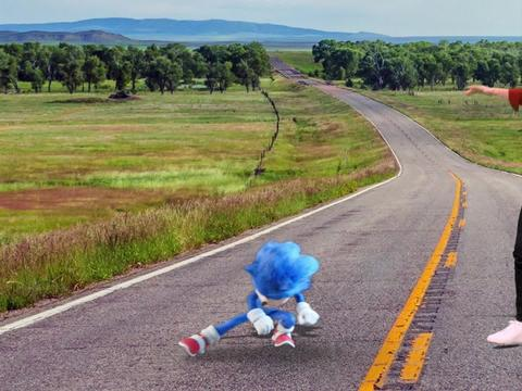 OC Sonic