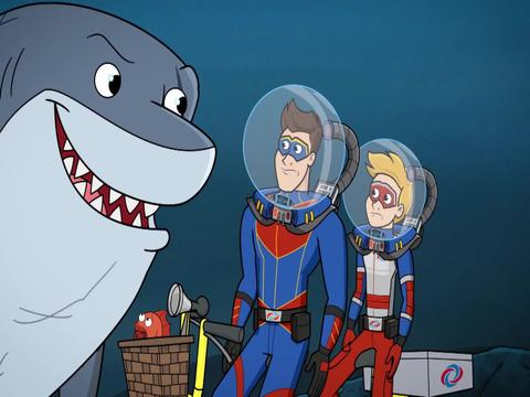 Outsmart The Shark